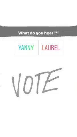 یانا یا لرل؟ ینی یا لورل؟ | Yanny or Laurel?