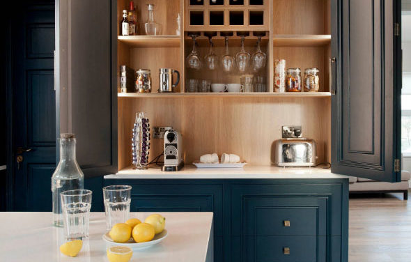 ۳ نوع از آخرین مدل کابینت آشپزخانه