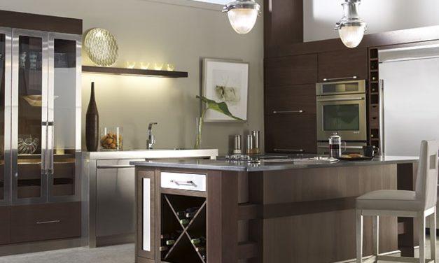 بازسازی آشپزخانه با ایده های مدرن