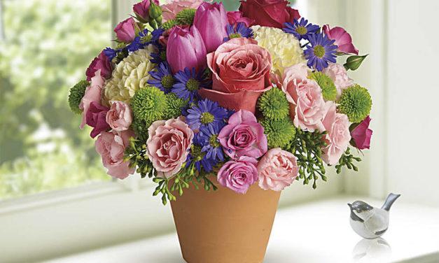 سفارش گل و هدیه به صورت آنلاین با آمدن فصل بهار