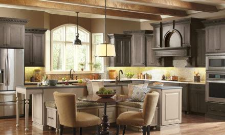 طراحی کابینت آشپزخانه متناسب با سلیقه شما