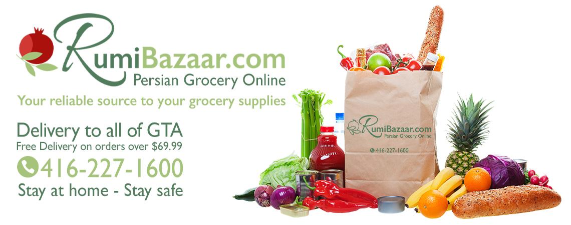 10% تخفیف مواد غذایی برای خرید اول