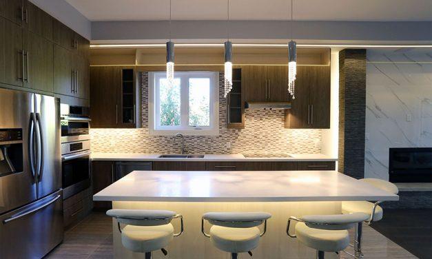 هزینه بازسازی آشپزخانه تورنتو