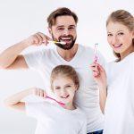 تمیز کردن دندان و بهداشت آن در ریچموند هیل
