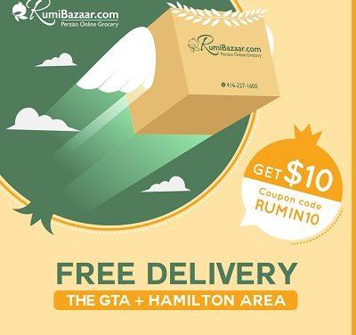 ارسال رایگان با خرید بالاتر از 39.99$ به سراسر GTA